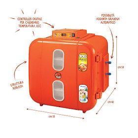 Novital Covatutto 108 Digitale Инкубатор автомат бытовой цифровой для яиц