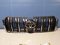 5310160670 Решетка радиатора для Toyota Land Cruiser Prado 150 2009- Б/У