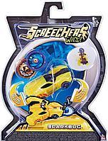 Дикие Скричеры 34822 Машинка-трансформер Спаркбаг л1 Screechers Wild