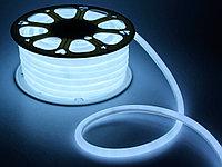 Флекс неон круглый 360 гр. Led Flex neon круглый, гибкий неон. Неоновая лента.