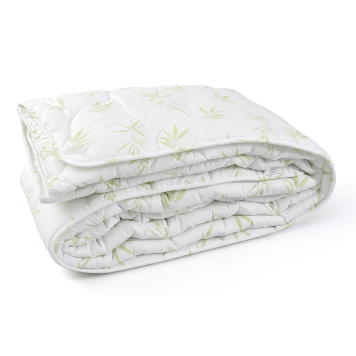 Одеяло, размер 140 × 205 см, бамбук, 300 г/м2