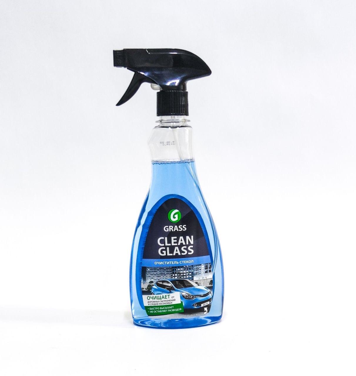 Очиститель стёкол Clean Glass
