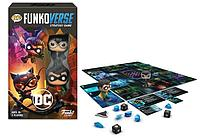 DC Funkoverse Funko Pop Strategy Game