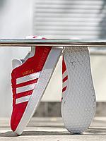 Кеды Adidas Gazelle малинд2, фото 1
