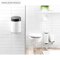 Держатель Brabantia для туалетной бумаги, цвет белый