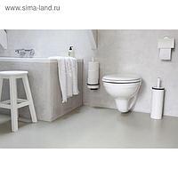 Держатель Brabantia для туалетной бумаги, вертикальный, 38,5 см