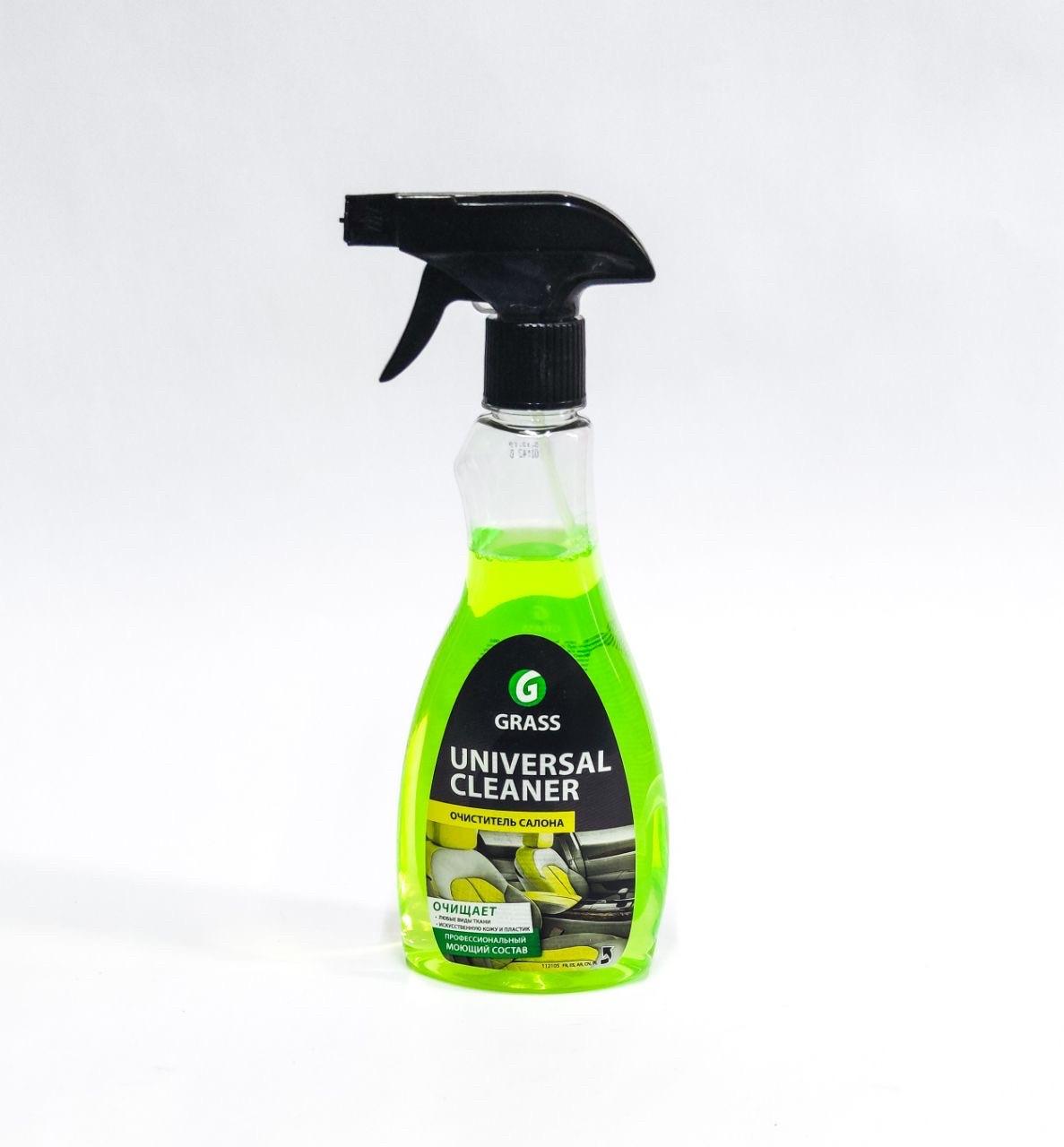 Очиститель салона GRASS Universal-Cleaner