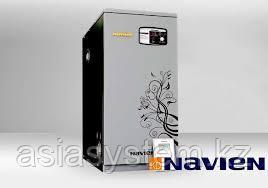 NAVIEN GST-40K двухконтурный напольный газовый котел отапливаемая  площадь до 400 м²