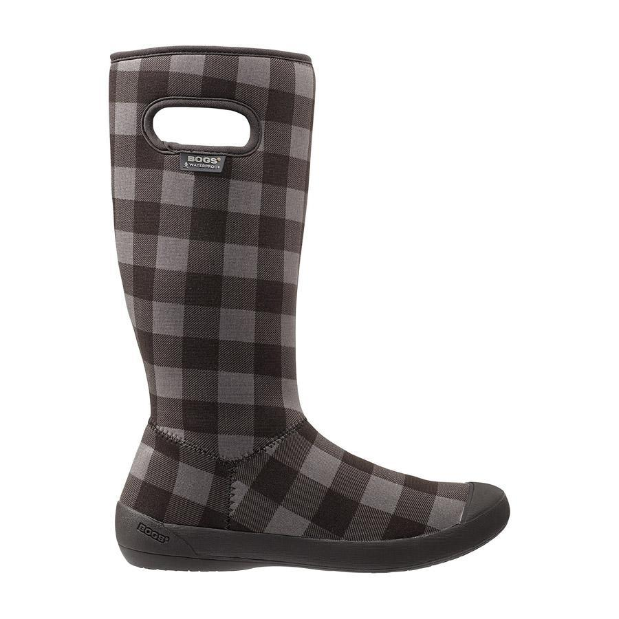 Сапоги BOGS Plaid Pewter