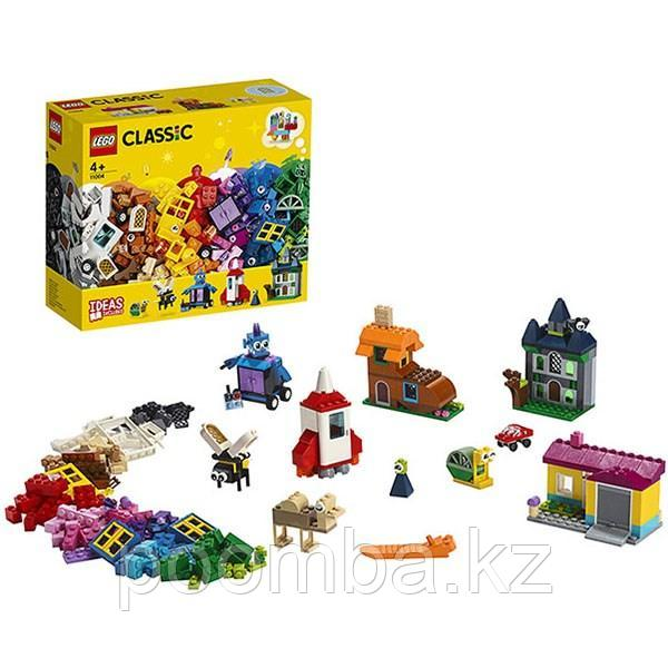 Конструктор LEGO - ЛЕГО Classic Классик Набор с окнами