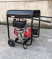 Мотопомпа высоконапорная GS YAMAR с электро стартером