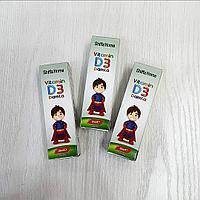 VITAMIN D3 DROPS Shiffa Home в каплях для младенцев