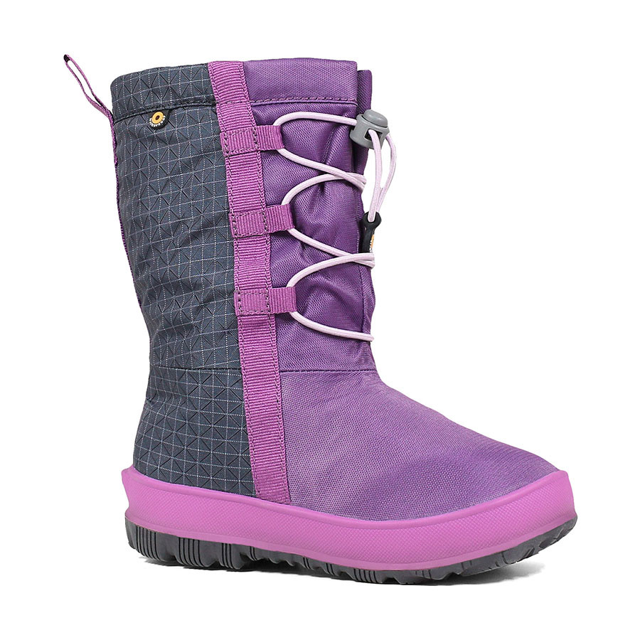 Сапоги BOGS Snownights Purple Multi