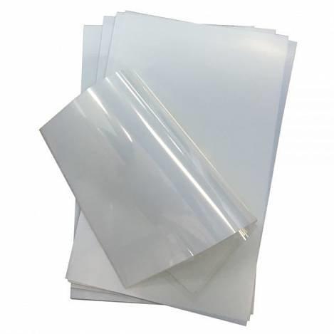 Пленка для ламинирования глянцевая LF 54мм.х86мм./100/ 80mk