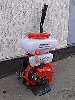 Бензиновый опрыскиватель EuroTec MD-6000-14L . Мощность: 4.5кВт.