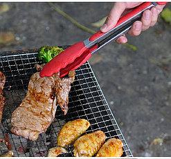 Кухонные щипцы цвет салатовый, фото 2