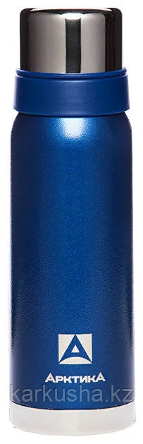 Термос для напитков с узким горлом 750 мл синий