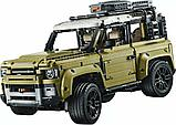 Конструктор lari  11450 Land Rover Defender, фото 5