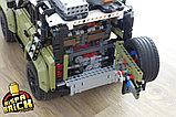 Конструктор lari  11450 Land Rover Defender, фото 6