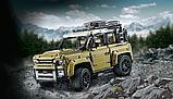 Конструктор lari  11450 Land Rover Defender, фото 4