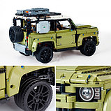 Конструктор lari  11450 Land Rover Defender, фото 7