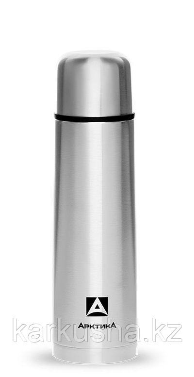 Классический термос 1 л с узким горлом в чехле