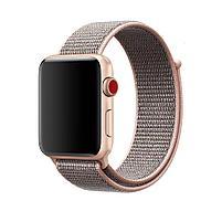 Тканый нейлоновый ремешок для часов для iWatch Apple Watch sport loop браслет и 36-40 мм, фото 2