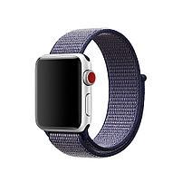Тканый нейлоновый ремешок для часов для iWatch Apple Watch sport loop браслет и 36-40 мм, фото 3