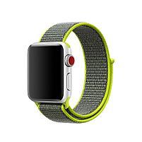 Тканый нейлоновый ремешок для часов для iWatch Apple Watch sport loop браслет и 36-40 мм, фото 5