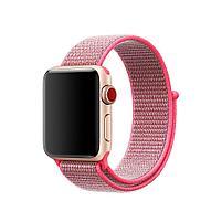 Тканый нейлоновый ремешок для часов для iWatch Apple Watch sport loop браслет и 36-40 мм, фото 6