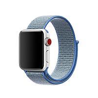 Тканый нейлоновый ремешок для часов для iWatch Apple Watch sport loop браслет и 36-40 мм, фото 7