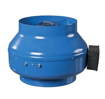 Вентилятор центробежный ВКМ150 для вытяжного шкафа, (600 м3/ч, 95Вт)