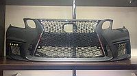 Передний бампер на Lexus GS 190 2006-11 300/350/430/450H  стиль F-sport🔝