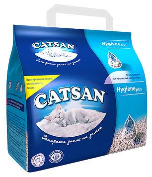 Впитывающий наполнитель Catsan 10 л