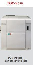 Анализатор общего органического углерода TOC-V CPH