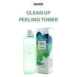 Тоник для тонизирования, увлажнения лица Heimish Refresh Water Clean Up Peeling Water, фото 4