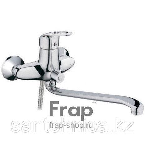 Смеситель для ванны Frap F2205, фото 2
