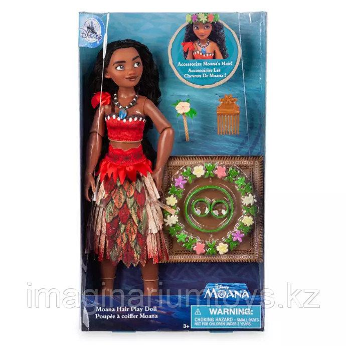Кукла Моана с аксессуарами Дисней