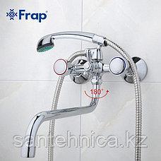 Смеситель для ванны Frap F2209, фото 2