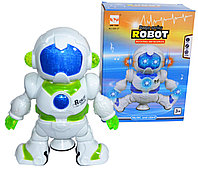 696-37 Танцующий робот Robot bot pioneer свет/звук 15*14