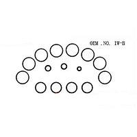Ремкомплект плунжерной пары LINSHI IW (B)  402527