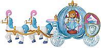 Мини игровой набор Золушка с каретой Дисней Аниматор, фото 1