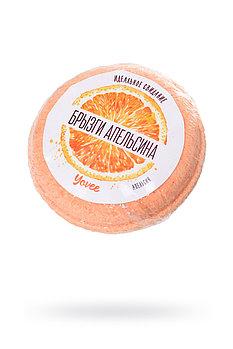 Бомбочка для ванны YOVEE BY TOYFA «Брызги Апельсина», С ароматом апельсина, 70г
