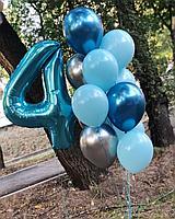 Silver-blue #4, фото 1