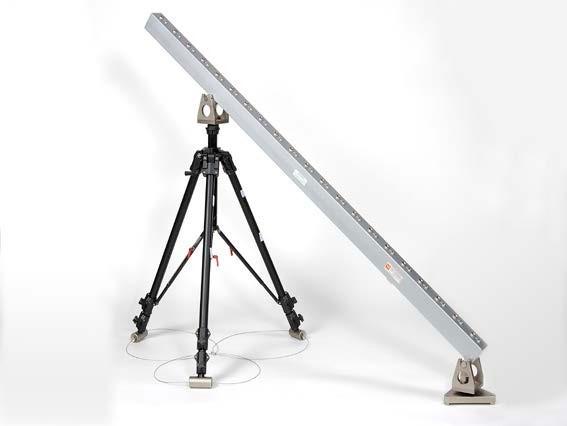 Cone Bar ряд конусных вставок с шагом 100 мм