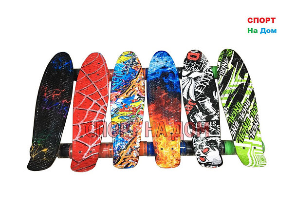"Пенни Борды (Penny Board) ""Граффити"", фото 2"