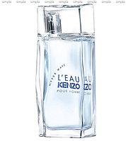 Kenzo L'Eau Kenzo Pour Homme Hyper Wave туалетная вода объем 50 мл тестер (ОРИГИНАЛ)