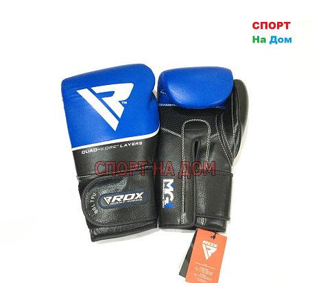 Боксерские перчатки RDX (кожа) 10 OZ, фото 2