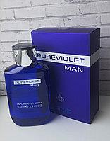 ОАЭ Парфюм Pureviolet Man (Аромат Paco Rabanne Ultraviolet Man) 100 мл