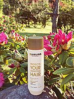 Очищающий шампунь на основе кератина Luxliss Keratin Deep Cleansing Shampoo 250мл